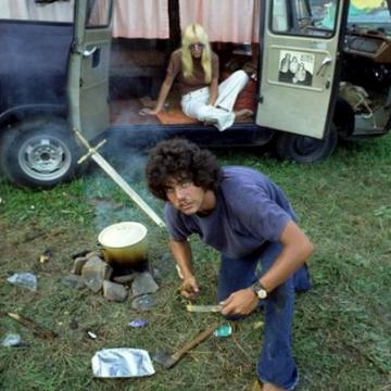 Woodstock...sweet van