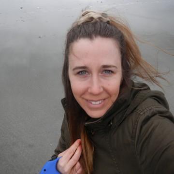 Salty beach hair?...calls for a scrunchie :)