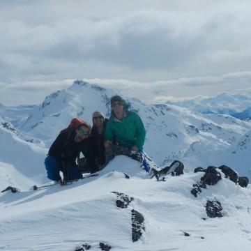 "The ""almost-summit"" of Casper Mountain!"