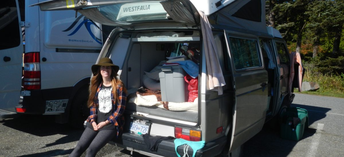 #VanLifeProblems – to keeping it real
